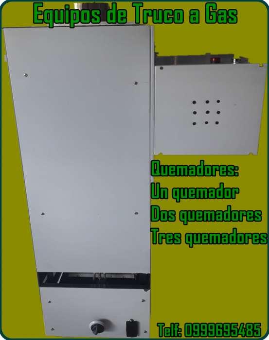 Equipos de Turco a Gas y Electricos desde 370 USD
