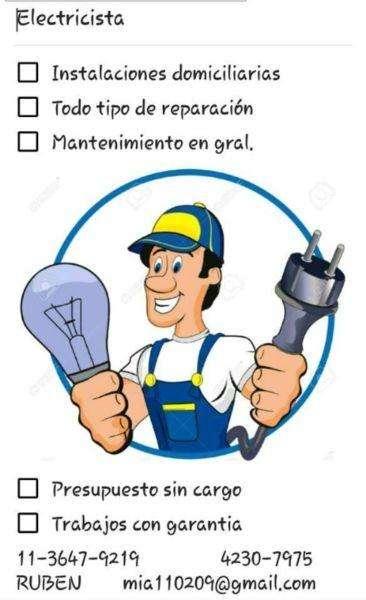 electricista en lanus y alrededores