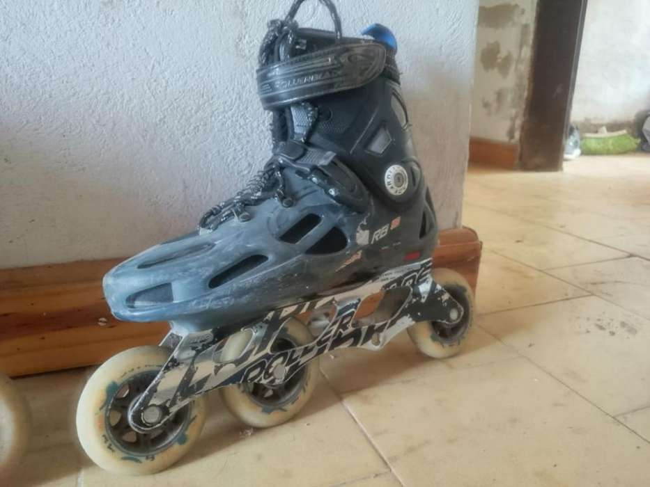 Rollers Rollerblade Rb90 Talle 42,5