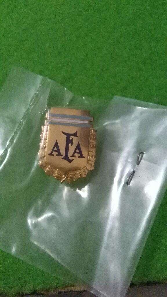Hermoso Pin Distintivo Afa Selección Argentina epoca 1986
