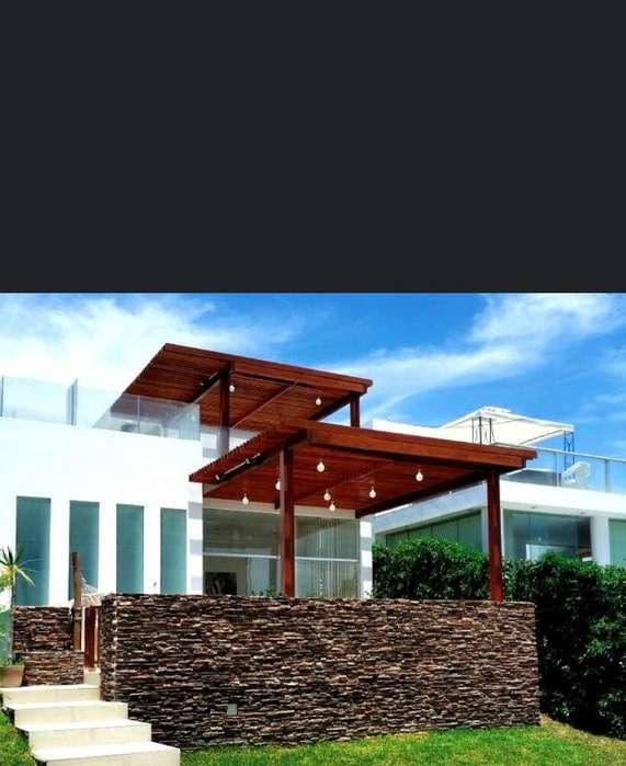 Se alquila hermosa casa en Mejia 982377709