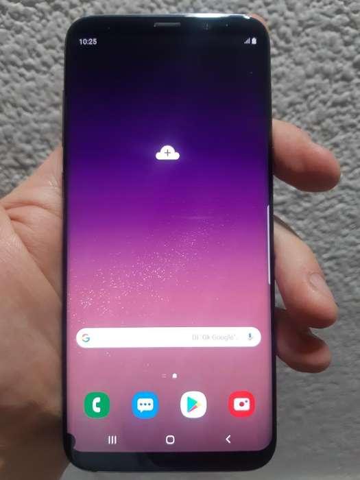 S8 Plus Mínimo Detalle
