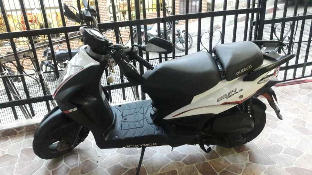 Vendo Moto Kimco Agillity Digital