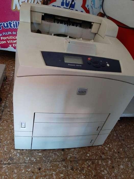 Impresora Toner