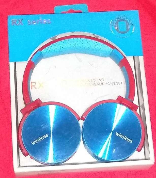 OFERTA!! Auriculares <strong>bluetooth</strong> Mp3 Tarjeta Sd Radio Fm Auxiliar