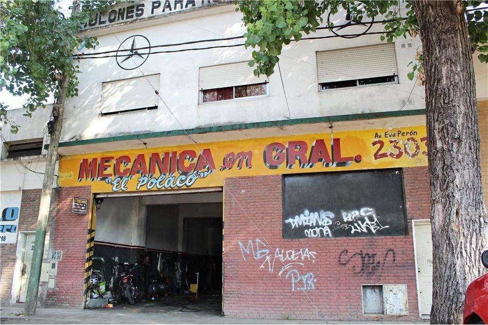 LOCAL COMERCIAL Y VIVIENDA 4 AMB. - TEMPERLEY