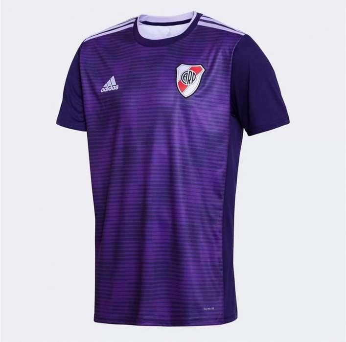 Camiseta Suplente River Plate