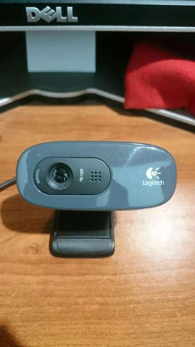 Vendo Camara Web Logitech C270