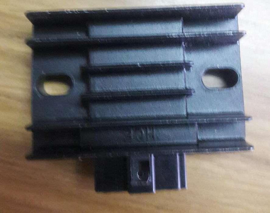 Regulador de Voltaje Ybr 125 Ed Original