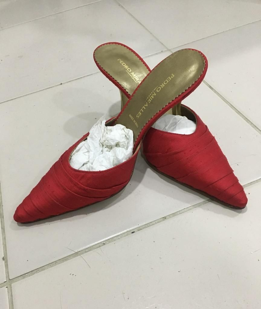 Zapatos, Tacon Elegantes