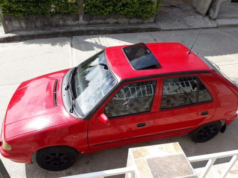 Skoda Felicia 1996 - 100000 km