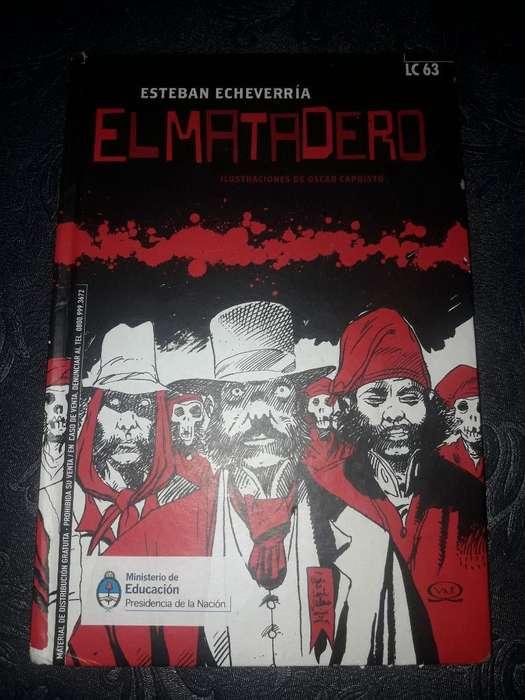 Libro El Matadero