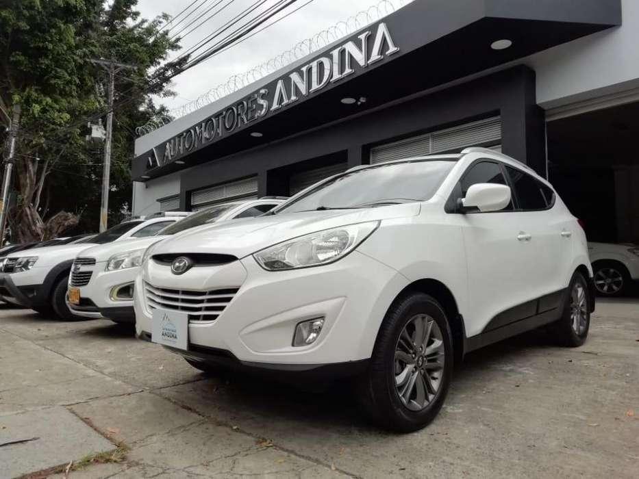 Hyundai Tucson ix-35 2013 - 78500 km