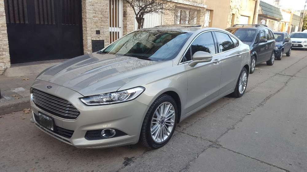 Ford Mondeo  2015 - 71000 km
