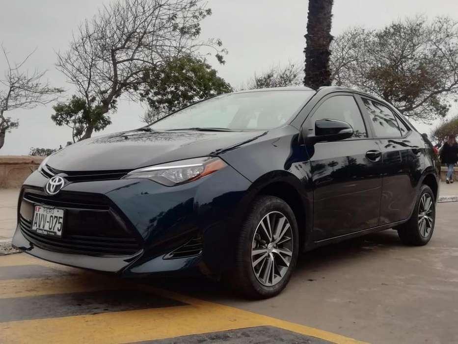 Toyota Corolla 2017 - 6800 km