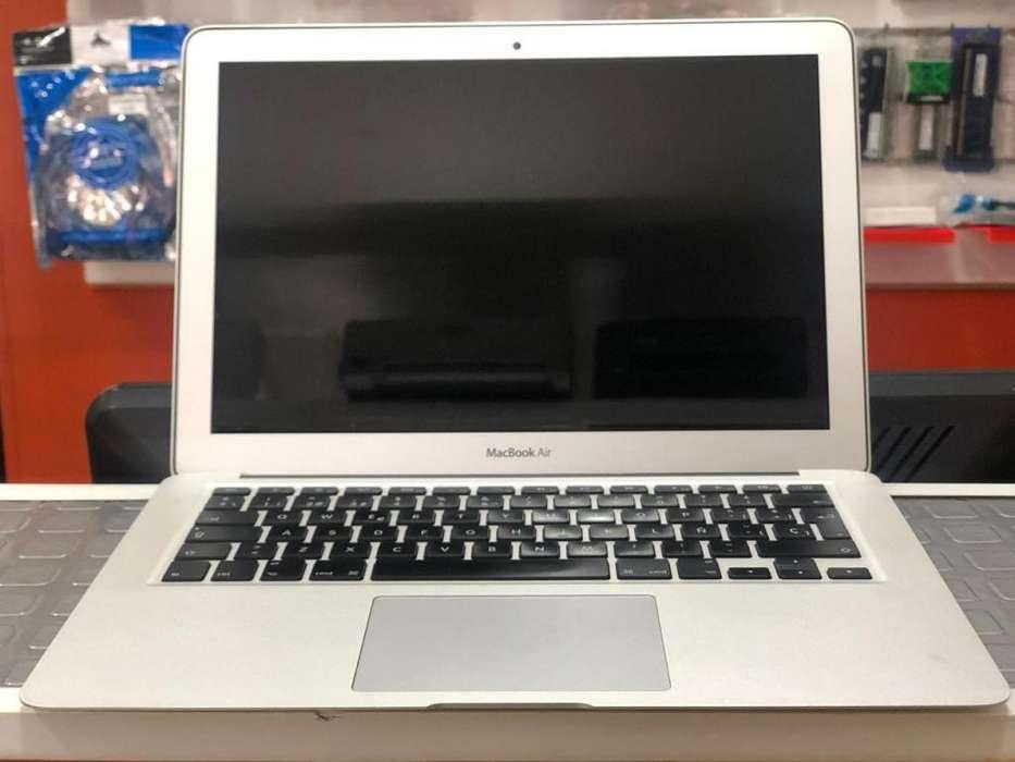 PORTATIL MAC BOOK AIR 2012 CORE I5 RAM 4GB SSD 128 PANTALLA 13.3