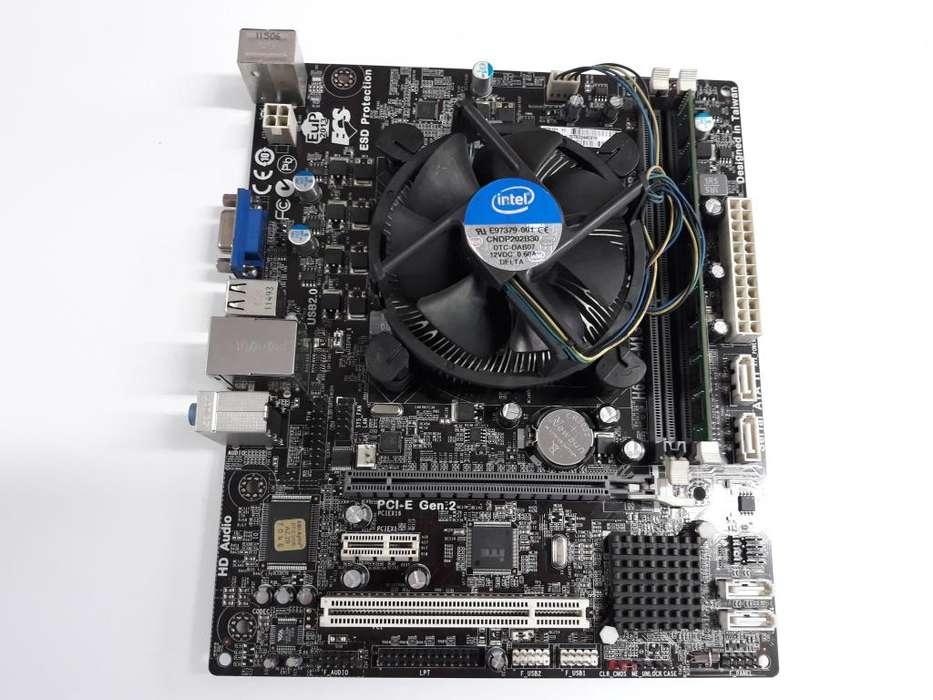 Mainboard ECS LGA 1155