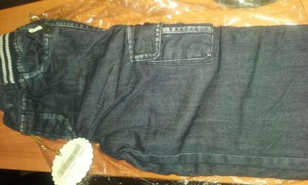 Pantalon Jeans Bb Little Akiabara