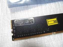 Memoria Ram DDR4 4Gb 2400 MICRON para PC