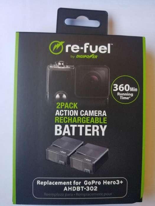 <strong>bateria</strong> para Gopro