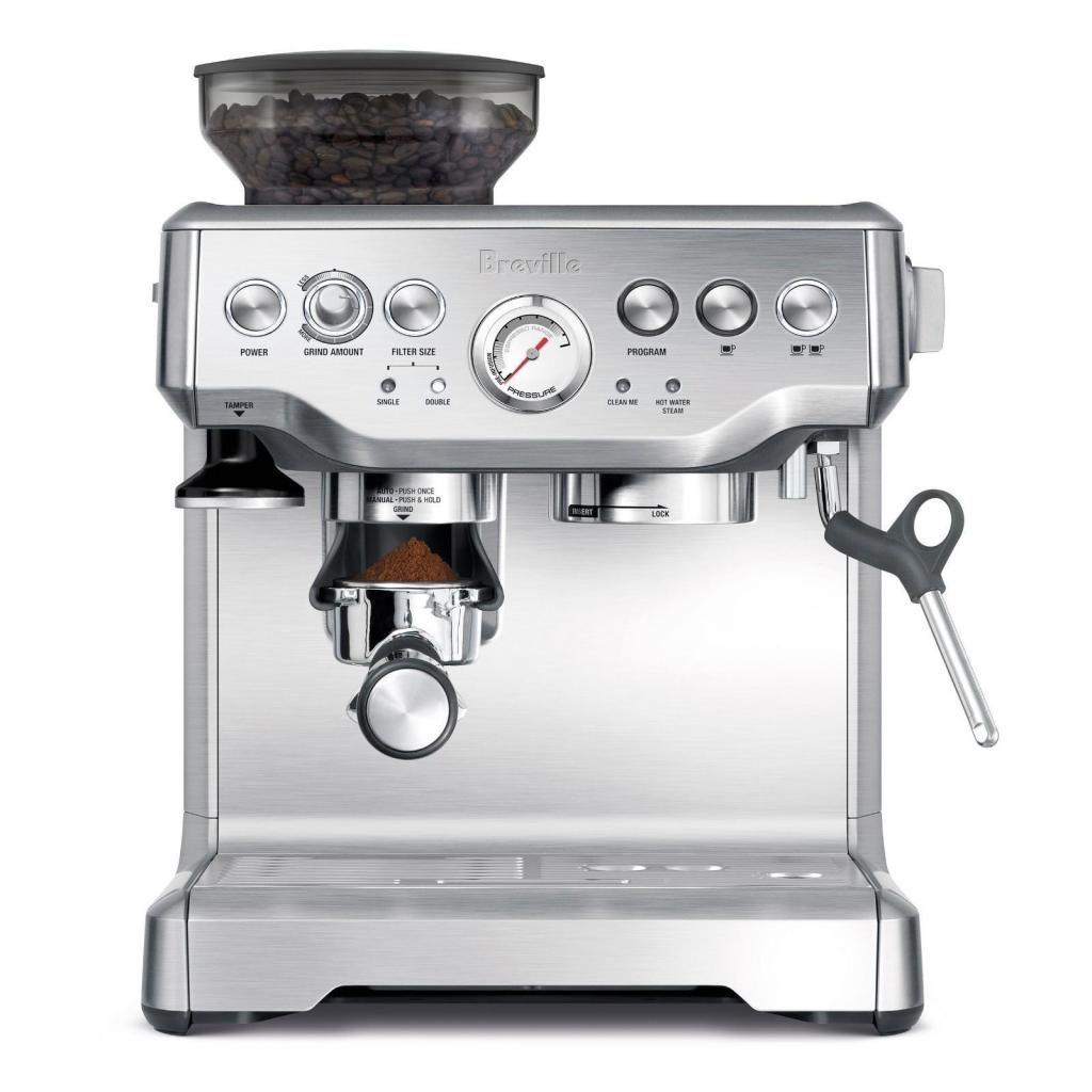 MAQ CAFE BREVILLE 870 CON MOLINO NUEVA CAJA ABIERTA , ENTREGA. INMEDIATA