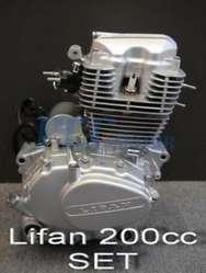 Motor 200cc 4 Tiempos