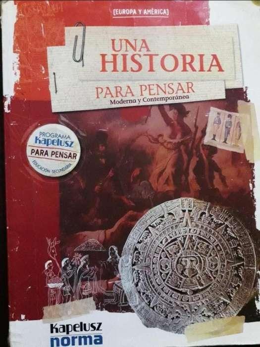 Libro Una Historia para Pensar
