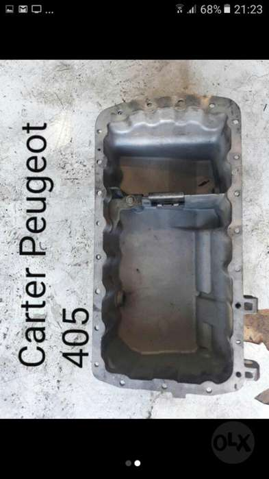 Carter <strong>peugeot</strong> 405