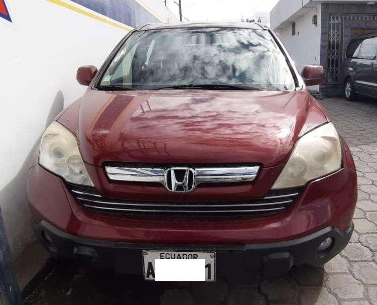 Honda CR-V 2008 - 169232 km
