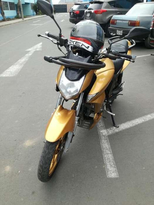 Moto Ronco Aggressor 200