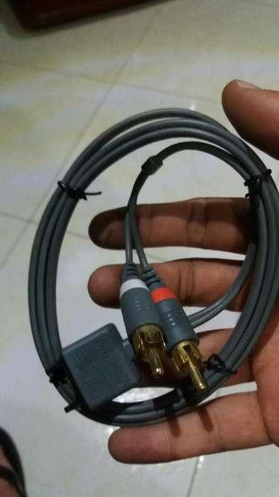 Cable de Audio Celular Sony Antiguo