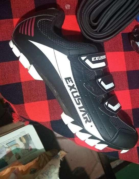 Zapatillas Exustar Mtb