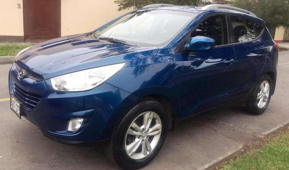 Hyundai Tucson 2011 - 60000 km