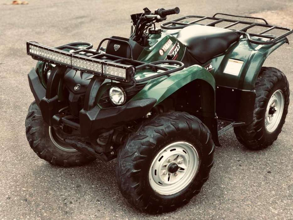 Yamaha Grizzly 450 // Automatico // 2009 // <strong>4x4</strong> // Patentado