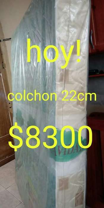 Colchon Muy Buen Espesor 3764287149