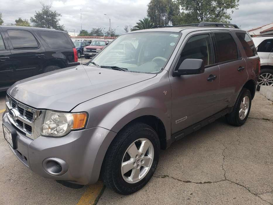 Ford Escape 2008 - 130000 km