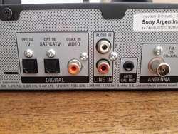 Home Theatre Sony 5x1 1000w