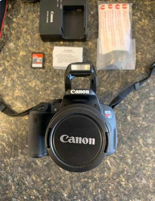 Se Vende Canon Rebel T4i