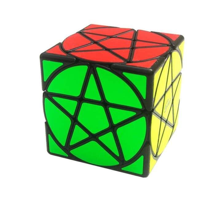 Cubo Rubik Pentacle O Pentaculo