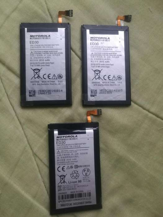 <strong>bateria</strong> Motorola G1 Y G2