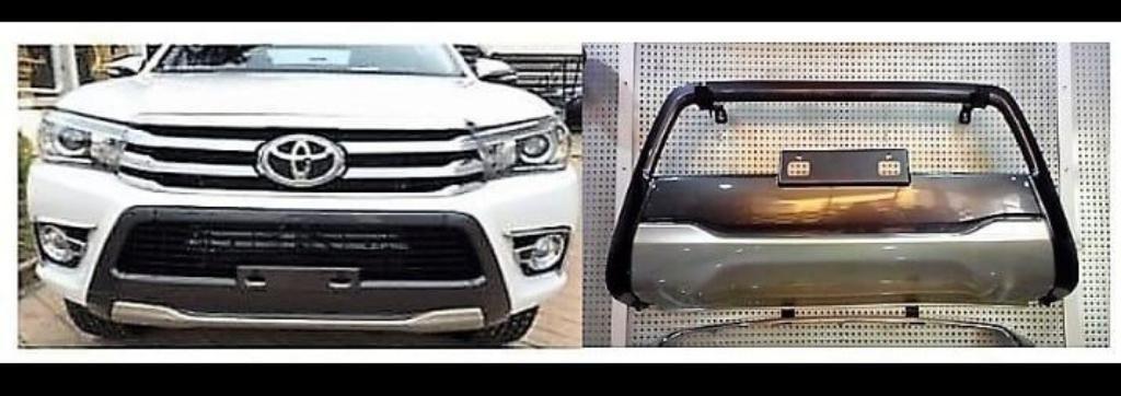 Defensa Delantera de Toyota Revo