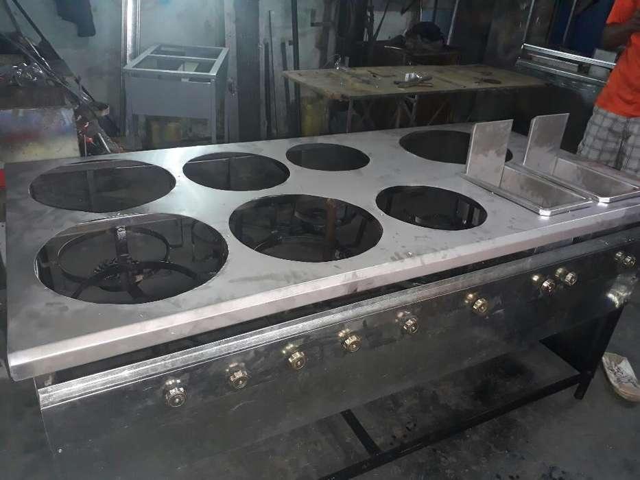 Cocina Industrial en Venta Y Fabricar