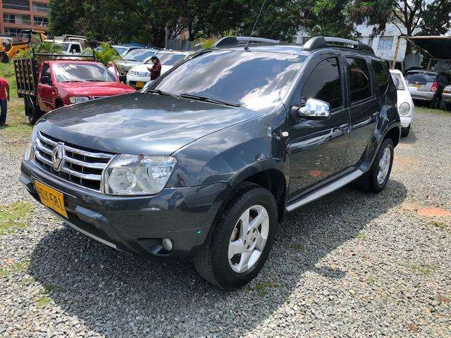 Renault Duster 2014 - 58000 km