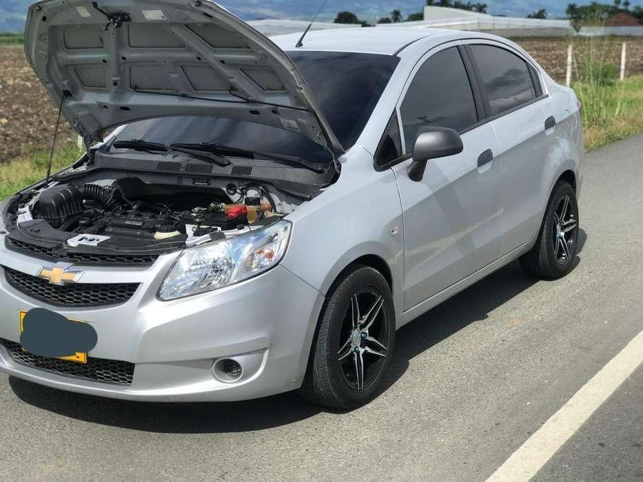 Chevrolet Sail 2013 - 47000 km