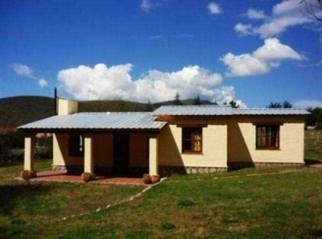 sj45 - Cabaña para 2 a 7 personas con cochera en Tafí Del Valle