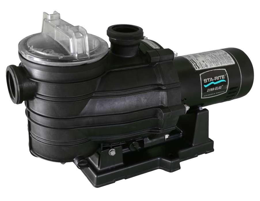 bomba de 3/4 hp dynaglas/super max