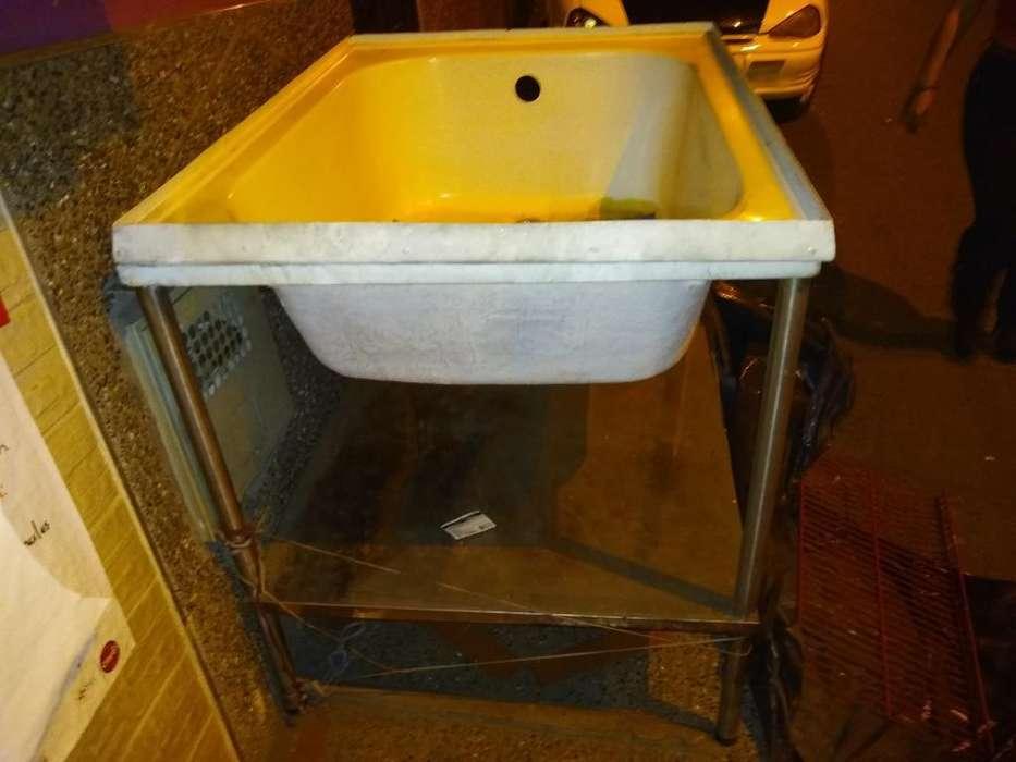 Bañera para Peluqueria Canina