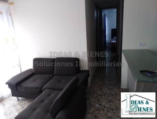 Apartamento En Venta Itagüi Sector Santamaría: Código 891796