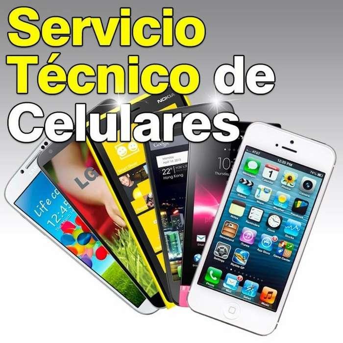 Servicios Técnicos de Celular