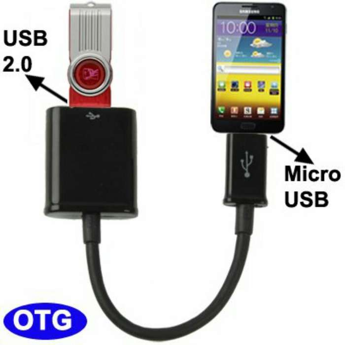 Cable Otg